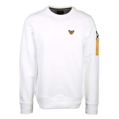 PME Legend - Sweatshirt mit Zippertasche