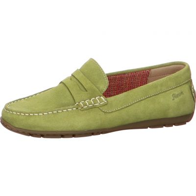 Sioux - Mokassin im Penny-Loafer Style - Carmona-700