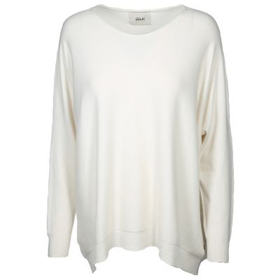 iSilk - Pullover in Oversize Shape