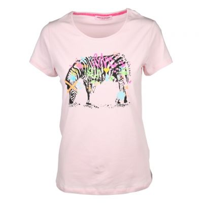 Frieda & Freddies - Shirt mit Zebra Motiv