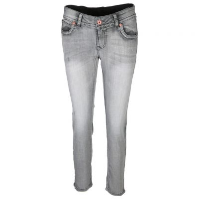 Blue Monkey - Jeans mit schmalen Tapes - Laura
