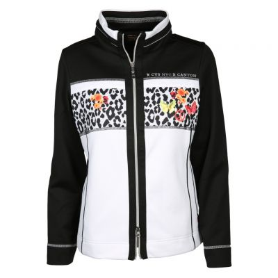 Canyon Women Sports - Sweatjacke mit Kontraststreifen