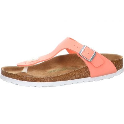 Birkenstock - Zehentrenner in Brushed Flamingo