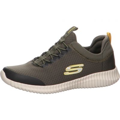 Skechers - Slip-On Sneaker in Khaki