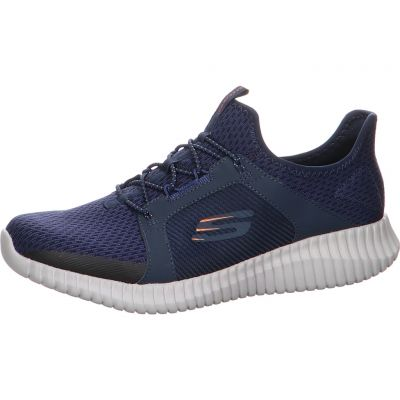 Skechers - Slip-On Sneaker in Marineblau