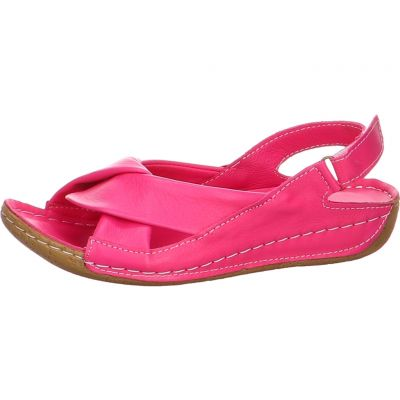 Andrea Conti - Sandalette in Pink