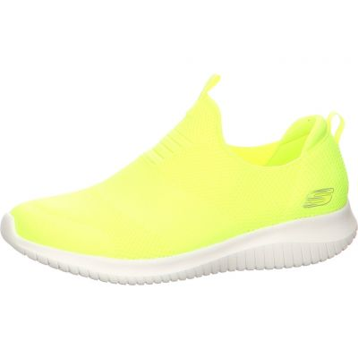 Skechers - Slip-On Sneaker in Neongelb