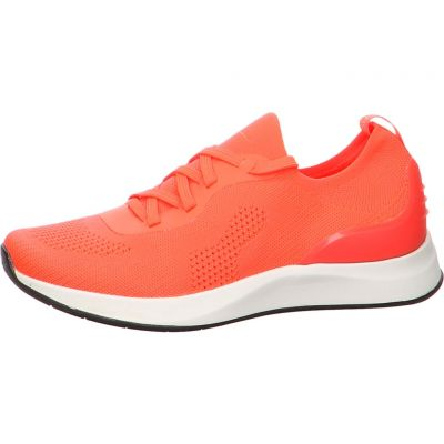 Tamaris - Sneaker in Neon-Orange