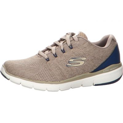 Skechers - Sneaker in Taupe - Stally