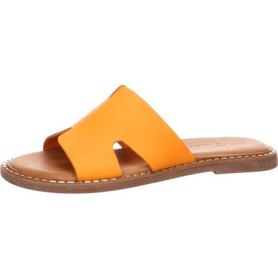 Tamaris - Pantolette in Orange