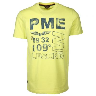 PME Legend - Shirt im Used-Look