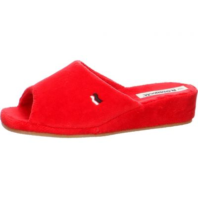 Romika Shoes - Hausschuh in Hibiscus Rot