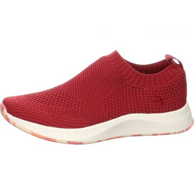 Tamaris - Slip-On Sneaker in Rot