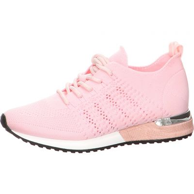 La Strada - Sneaker in Light Pink