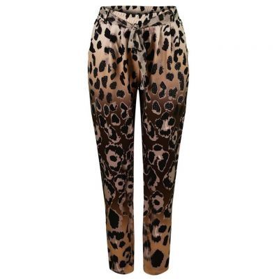 Missy - Hose mit Leopardenmuster