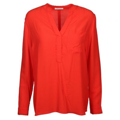 Rich & Royal - Bluse in Rot