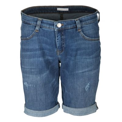 MAC - Shorts aus stretchigem Denim