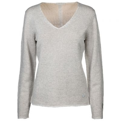 six-o-seven - Pullover mit Ziernaht