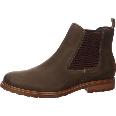 Tamaris - Chelsea Boot in Oliv