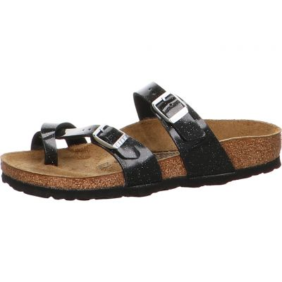 Birkenstock - Zehentrenner in Glitzer-Optik - Mayari Magic Galaxy Black