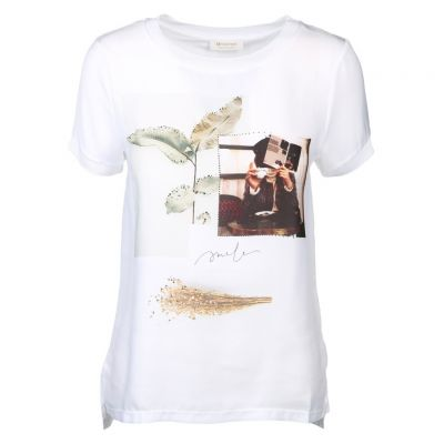 Rich & Royal - Shirt mit modischem Frontprint