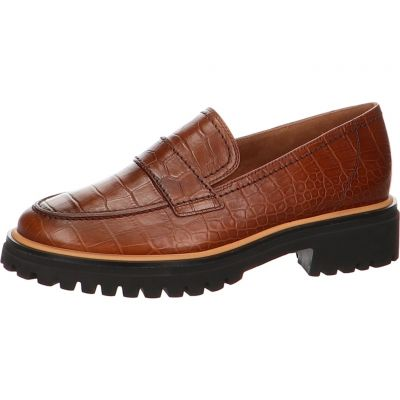 Paul Green - Loafer in Croco Optik