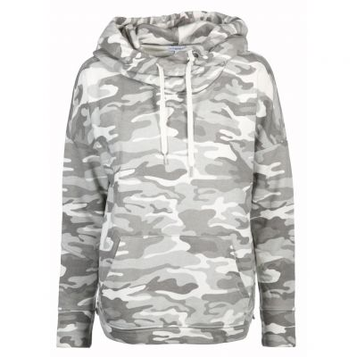 Better Rich - Hoodie im Camouflage Muster