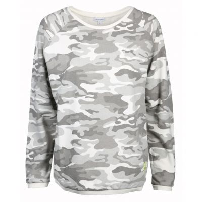 Better Rich - Sweatshirt in Camouflage Optik