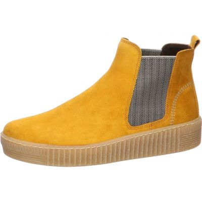 Gabor - Chelsea Boot in Gelb