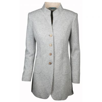 White Label - Long Blazer aus Wolle