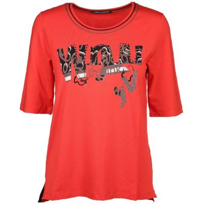 Faber - Shirt im Animal Style