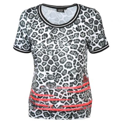 Canyon Women Sports - Shirt mit Leo Prints