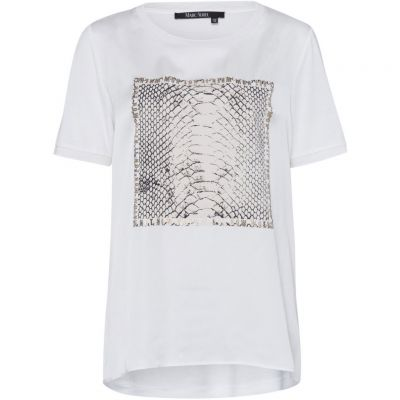 Marc Aurel - Shirt mit Schlangenprint