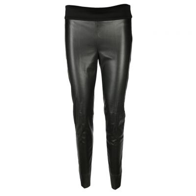 MAC - Leggings aus Kunstleder - Leggings