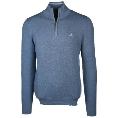 Gant - Melierter Sweat Troyer