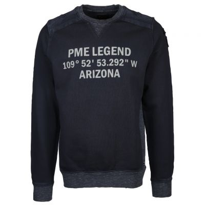 PME Legend - Sweatshirt mit coolem Print