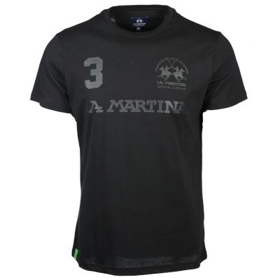 La Martina - Shirt mit Logo Prints