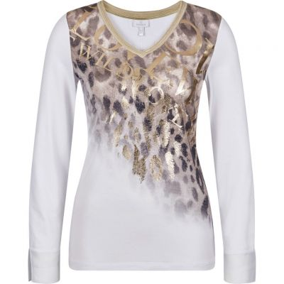 Sportalm - Shirt mit Animalprints