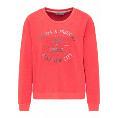 Frieda & Freddies - Sweatshirt mit Print