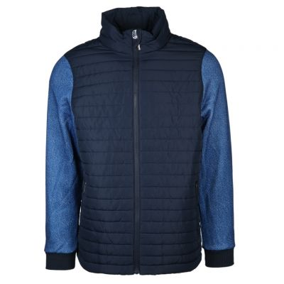 wind sportswear - Fleecejacke mit Stepp Body