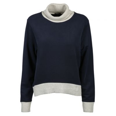 Better Rich - Legerer Rollkragenpullover