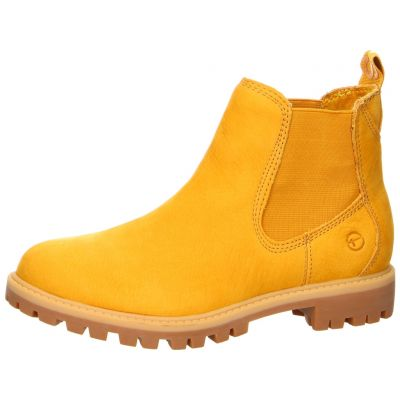 Tamaris - Chelsea Boot in Senfgelb