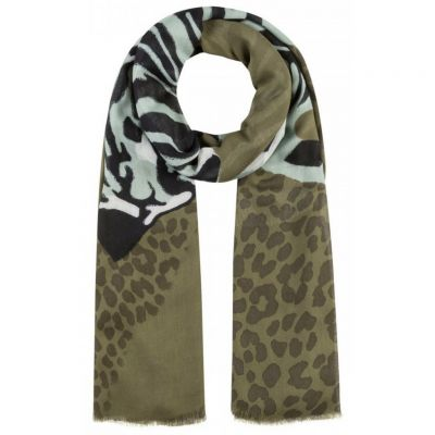 Codello - Tuch mit Animalprints