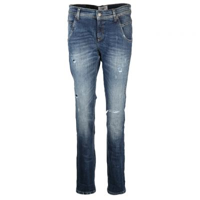 Cambio - Jeans im Destroyed Look - Lizzi