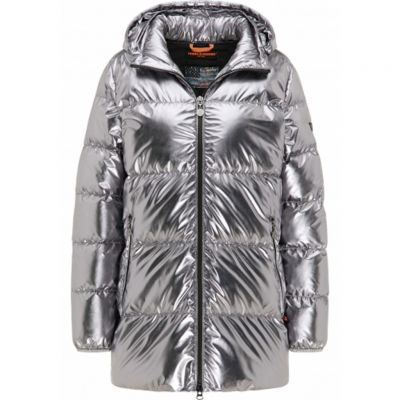 Frieda & Freddies - Steppjacke im Metallic-Finish