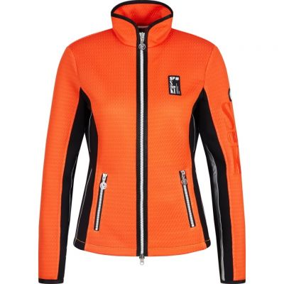 Sportalm - Softshelljacke in intensivem Orange