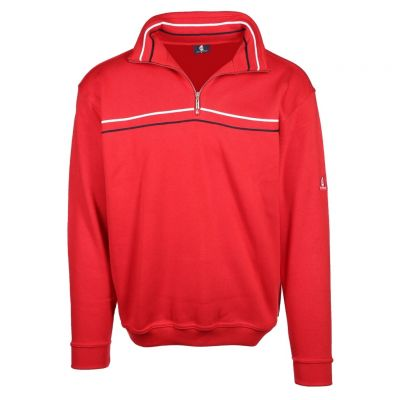wind sportswear - Sweat Troyer in Rot