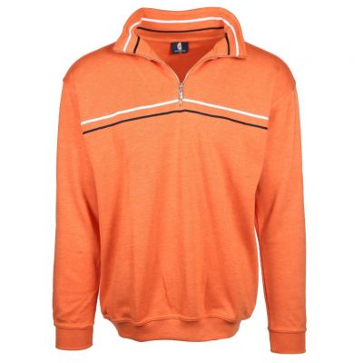 wind sportswear - Sweat Troyer in Orange