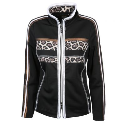 Canyon Women Sports - Sweatjacke mit Leomuster