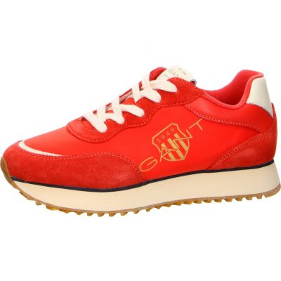Gant - Sneaker in Rot - Bevinda Running low